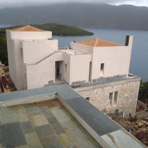 One of our projects in Meganisi – Lefkada
